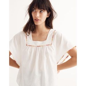 Madewell Butterfly Top Size XS